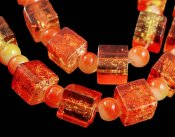 Kub orange crackle 6 mm