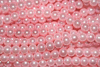 Rosa metallic 6 mm